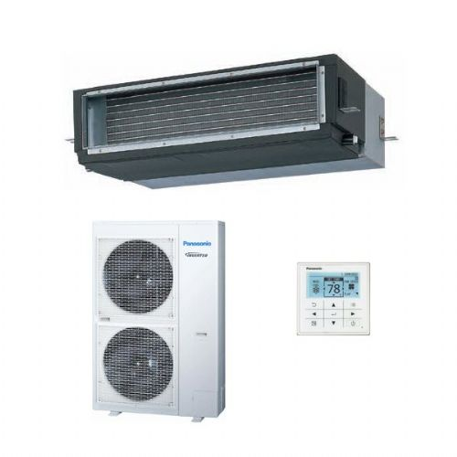 Panasonic Air Conditioning Elite Hide Away Ducted Heat Pump Inverter+ S-125PN1E5A (12.5Kw / 42000Btu) 240V~50Hz